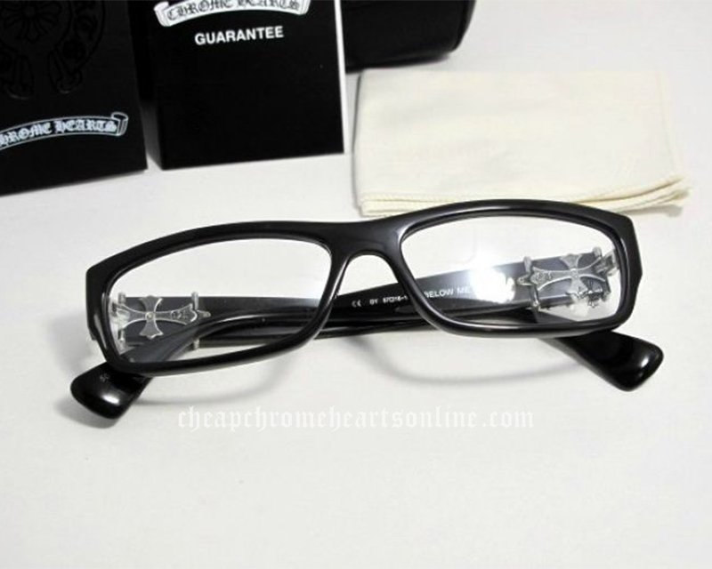 chrome hearts below me gy series eyeglasses sale chrome