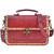 ROMWE | Openwork Lace Red Briefcase, The Latest Street Fashion
