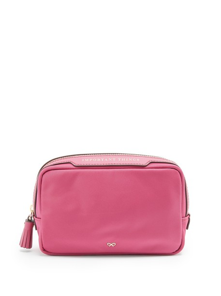 Anya Hindmarch bag pink