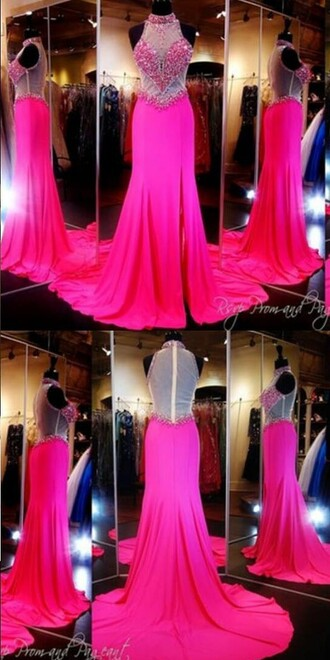 dress evening dress prom dress formal gow formal gown see through evening dresses mermaid prom dress crystals evening dresses sexy prom dress 2015 sexy prom dresses 2015 sexy