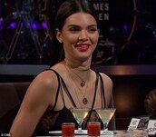 jewels,choker necklace,gold necklace,kendall jenner,coin necklace,necklace,accessories,jewelry,model,layered,celebrity style,celebrity,celebstyle for less,gold choker,gold,kardashians,model off-duty,gold jewelry