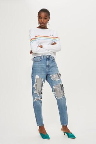jeans mom jeans denim