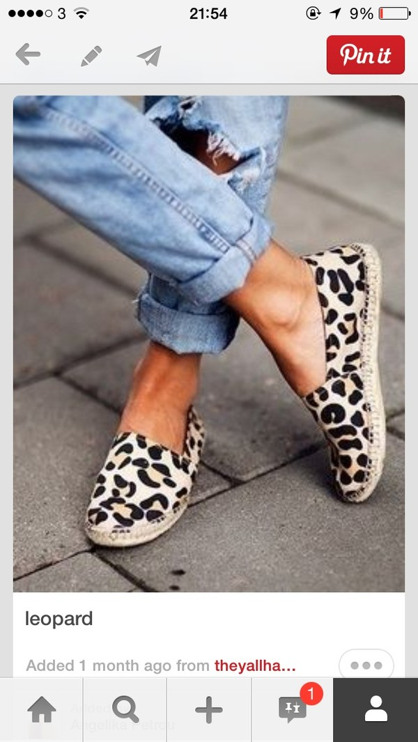 Shorts Animal Print Toms Shoes Women Shoes Wheretoget
