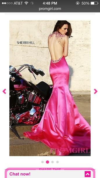 dress prom dress mermaid prom dress