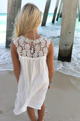 blouse lace dress