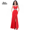 Aliexpress.com : buy new fashion a line o neck side split sequin elegant long formal evening dresses 2016 vestido de festa longo s322 from reliable dress up old fashioned suppliers on ann deer online store