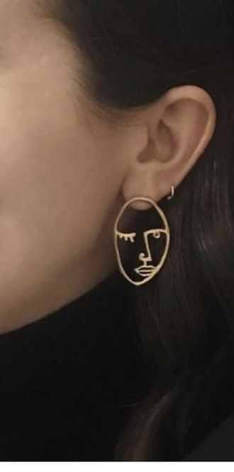 jewels earrings hoop earrings gold jewelry gold gold hoops