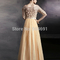 Aliexpress.com : buy gold tulle evening dresses empire waist maternity dress full sequins beading 3/4 sleeves formal party prom dresses gowns e14622 from reliable dress chic suppliers on suzhou leader apparel co,ltd | alibaba group