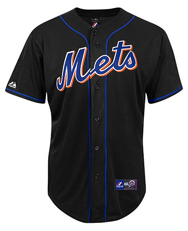 Majestic Men's New York Mets Blank Replica Jersey - Sports Fan Shop By Lids - Men - Macy's