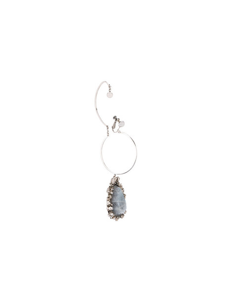 Alexander Mcqueen cuff women embellished ear cuff jewels