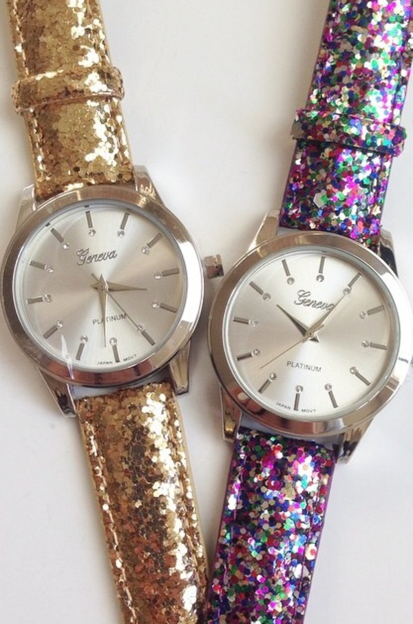 jewels watch fashion