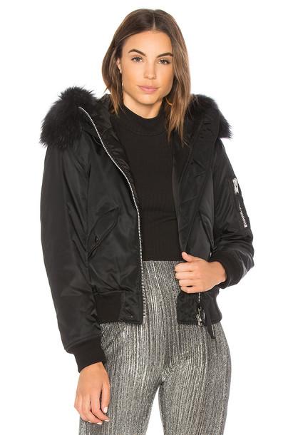 SAM. black jacket