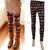Fashion Women's Snowflake Pattern Warm Leggings Tights winter Thicken Pants