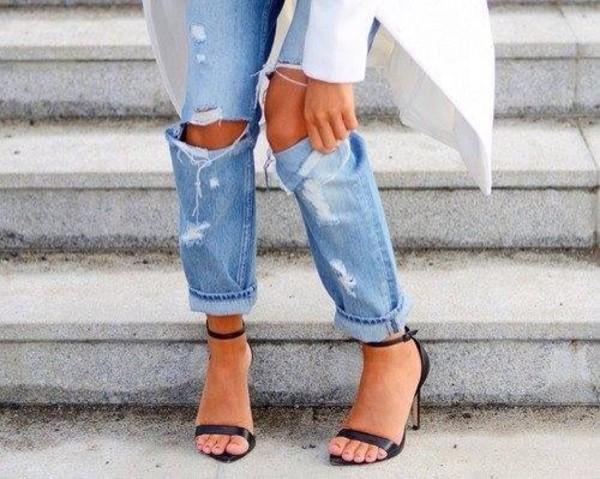 shoes high heels black sandals