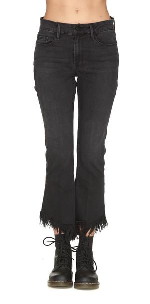 Frame Denim jeans mini black