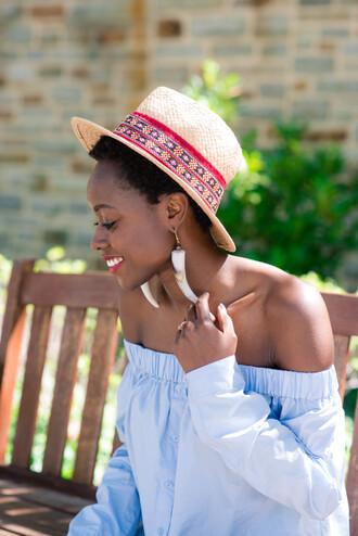 skinny hipster blogger make-up hat top jeans shoes