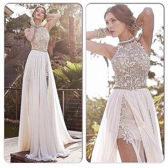dress wedding dress beach wedding dress