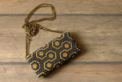 Raindrops :: gipsy bag