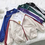 jacket,girly,girly wishlist,windbreaker,zip,hoodie,hooded jacket,zip-up