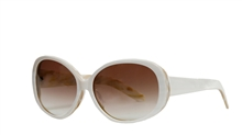 Rounded pearl zyl sunglasses