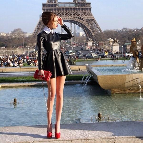 2d9bcdb509a1 Ladies Womens Faux Leather Long Sleeves New PVC Wetlook Franki ...