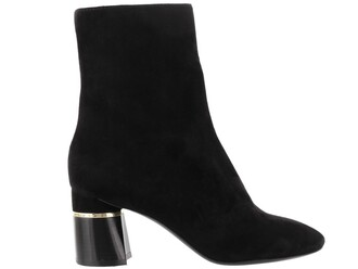 boot black shoes