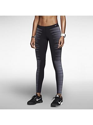 The nike flash women's running tights.
