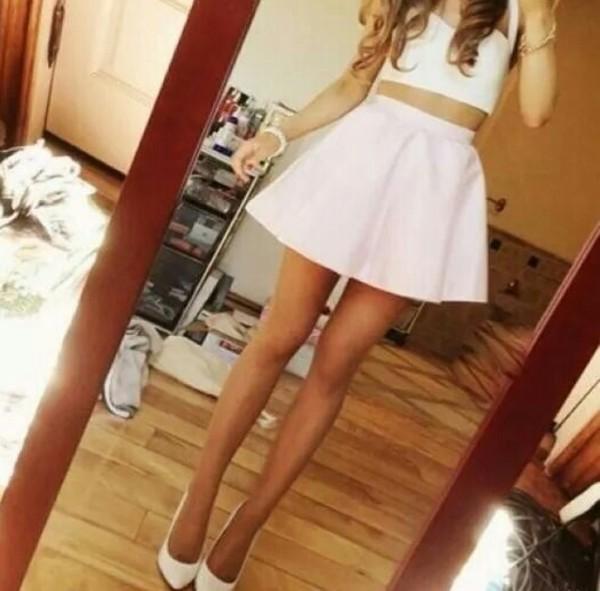 skirt pink skirt pretty cute skirt