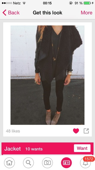 cardigan hipster blog waterfall zara coat waterfall jacket