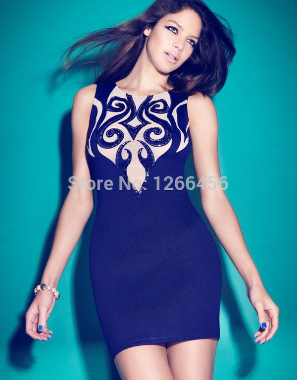 party dress evening dress bandage dress dress 2014