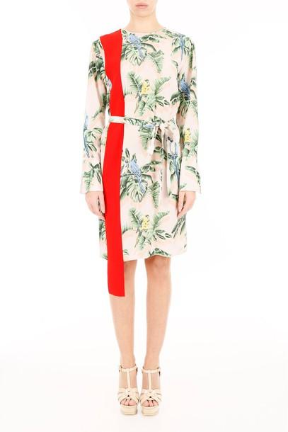 Stella McCartney dress silk dress silk