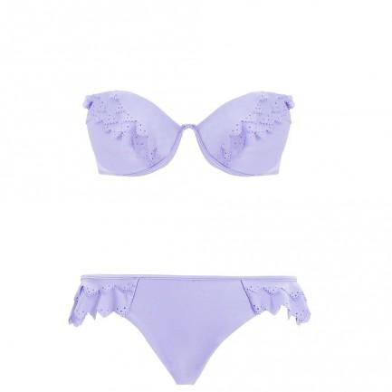 Verano Laser Frill Bikini - Swimwear - Swim & Resort