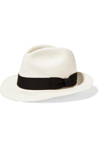 classic hat white
