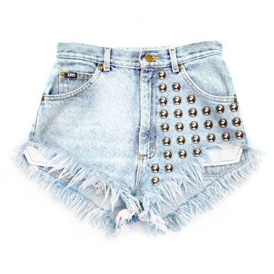 Glam 320 Lite Shorts - Arad Denim