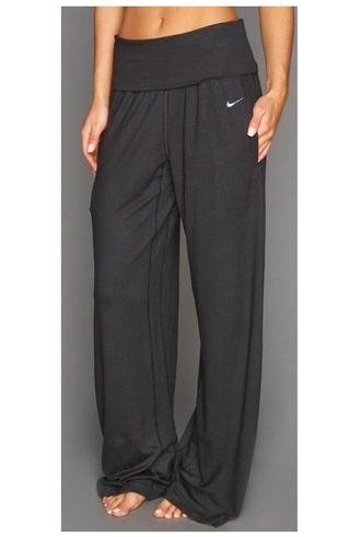 pants nike sweatpants pajamas yoga pants