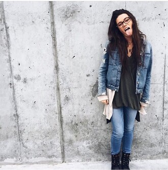 sweater hipster hipster sweater hipster punk boho boho chic boho dress boho shirt bohostyle indie boho grey grey sweater grey top denim jean jackets jeans denim jacket