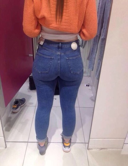 top jeans orange shirt orange orange sweater skinny jeans cable knit cable knit sweater sweater