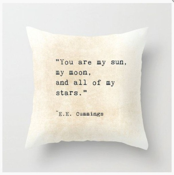 home accessory love quotes pillow valentines day gift idea quote on it pillow