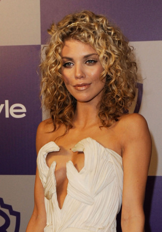dress white girl annalynne mccord