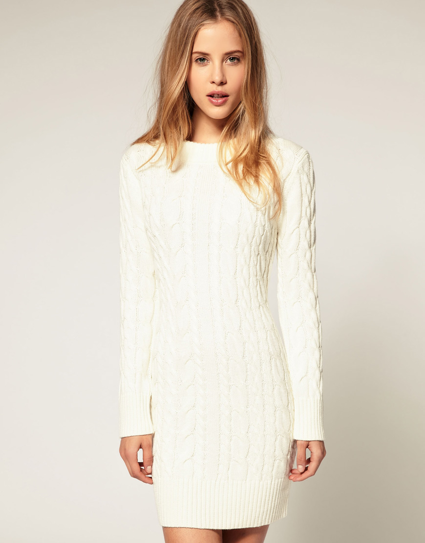 Купить Стильное Зимнее Платье