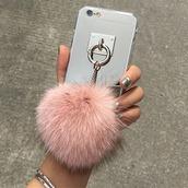 phone cover,her teen dream,puff ball iphone case,puff ball iphone,puff ball,accessories,reflective iphone case,mirror iphone case,new year's eve,trendy,Accessory,iphone 5 case,iphone 6 case,iphone 7,iphone cover,iphone case