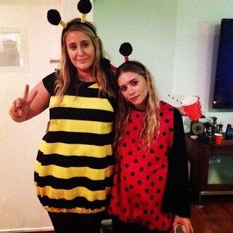 top costume ashley olsen halloween halloween costume ladybugs