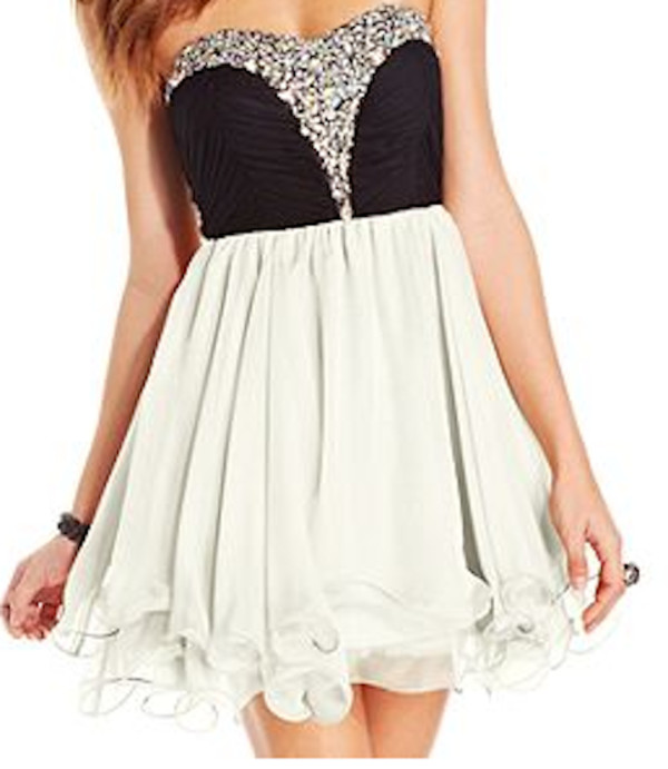dress sparkle pretty dance cheap dress