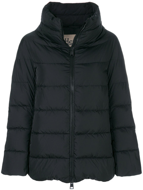 Herno jacket women black