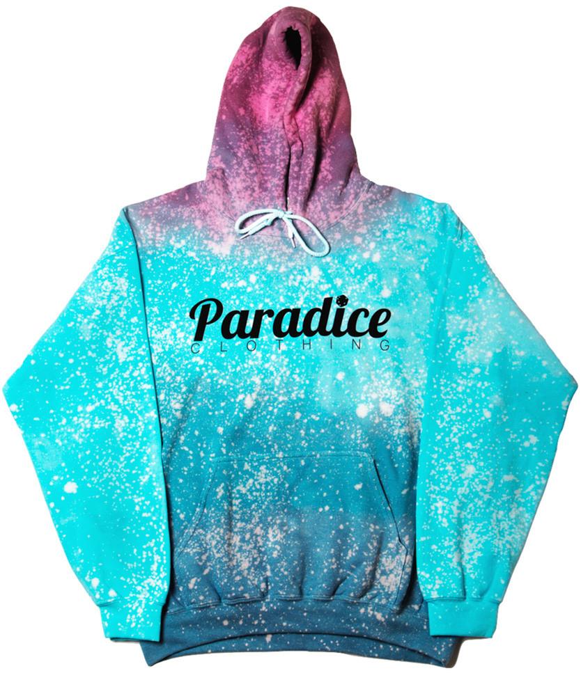 PARADICE Clothing — Midnight Ocean Hoody