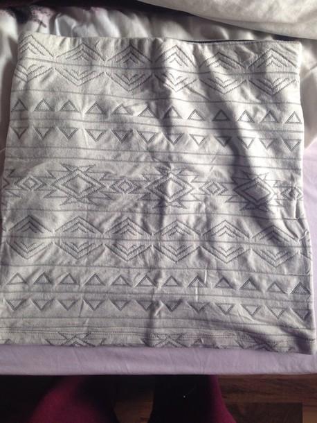skirt mini skirt occasion aztec skirts