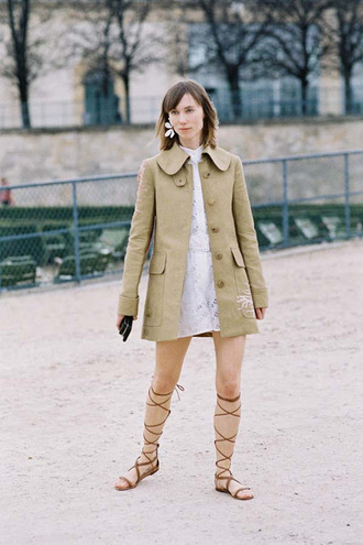 vanessa jackman blogger coat shoes dress jacket