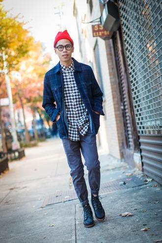 blogger closet freaks hipster menswear mens shirt mens pants