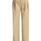 High-waist oversized cotton-twill trousers | frame | matchesfashion.com us