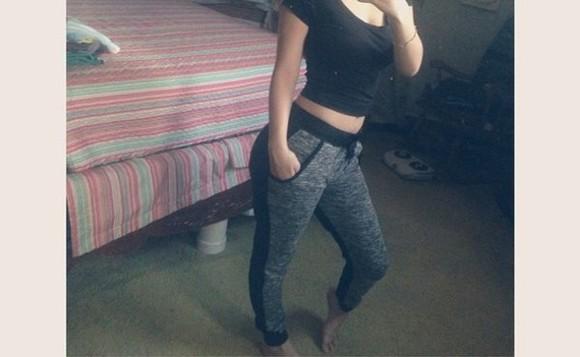 pants sweatpants joggers